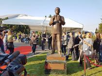 Inaugurarea monumentului dedicat lui Printului Rainier al III-lea (5)