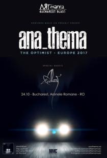 Anathema - concert 2017