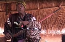 Militiile centrafricane, violente extreme