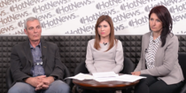 Reprezentanti ai Francesca in studioul HotNews