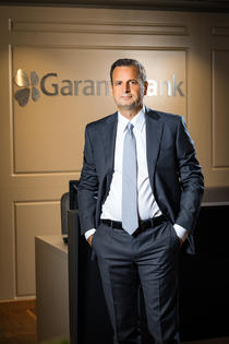 Ufuk Tandogan, CEO Garanti Group Romania