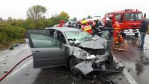 Accident rutier Ialomita