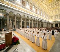 Seminaristii ordinului Legiunea lui Hristos