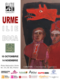 Expozitie Ilie Boca: URME