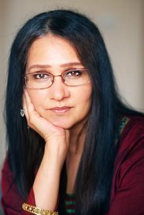 Scriitoarea Ananda Devi