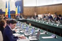 Sedinta a Guvernului Tudose