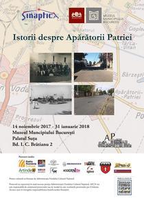 Expozitia Istorii despre Aparatorii Patriei