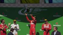 Sebastian Vettel, invingator in MP al Braziliei