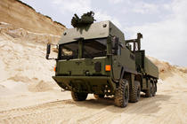 Camion militar produs de Rheinmetall - Man