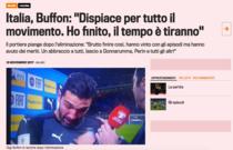 Lacrimile lui Buffon