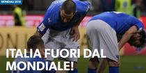 Italia, in afara CM de fotbal din 2018