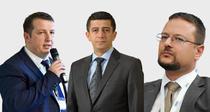 Andrei Radulescu, Florian Libocor, Horia Braun