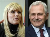 Elena Udrea si Liviu Dragnea