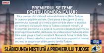 Antena 3, emisiune critica la adrea lui Mihai Tudose