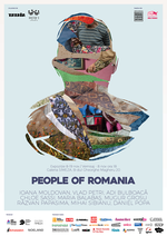 poster lansare PEOPLE OF ROMANIA