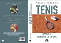 Adrian Fetecau, coperta carte