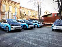BMW i3 BCR eGO