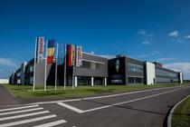 Fabrica Bosch exterior