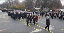 Repetitie generala pentru parada de 1 decembrie