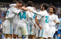 Real Madrid, victorie cu Malaga