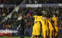 Atletico, succes categoric