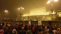 Protest Parlament 26 nov