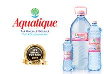 Aquatique - apa minerala plata
