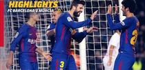 FC Barcelona vs Murcia