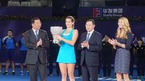 Julia Goerges, campioana turneului WTA Elite Trophy