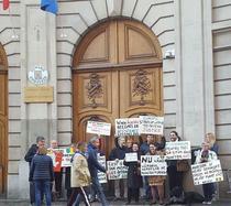 Protest Paris 2