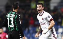Romagnoli, gol pentru Milan