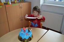 David la 10 ani
