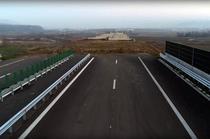 Ciotul Gilau - Nadaselu se opreste brusc pentru ca viaductul peste Somes nu e terminat