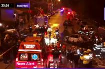 Grav accident in Capitala