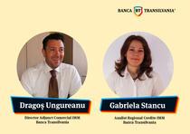 Dragos Ungureanu, Gabriela Stancu