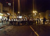 Protest Sibiu 10 decembrie