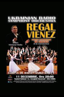 Regal vienez cu Ukrainian Radio Symphony Orchestra