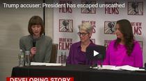 Cele 3 femei care il acuza pe Trump