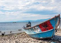 Contrabanda pe cel mai mare lac din Balcani