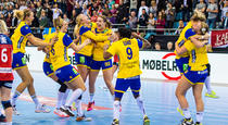 Suedia, duel cu Danemarca
