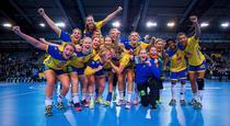Suedia, in penultimul act de la CM de handbal feminin