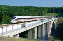 Tren ICE al Deutsche Bahn