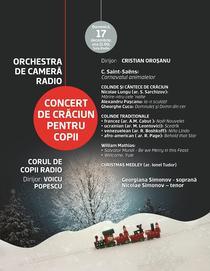 Concert de Craciun pentru copii