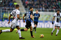 Inter, invinsa de Udinese