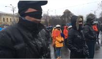 Flashmob Romania redusa la tacere
