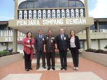 Tudorel Toader, vizita la inchisoarea malaeziana unde sunt doi romani condamnati la moarte