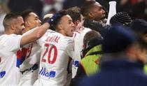 Lyon, victorie importanta cu Marseille
