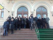 Protestul magistratilor Constanta
