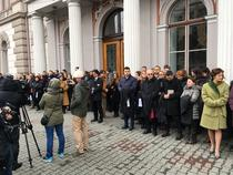 protest judecatori si procurori
