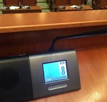 Microfonul de la Camera Deputatilor